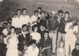 Photo: Jovenes de Atea, 2 de Septiembre de 1964 (Fotografía enviada por Saul Herrero )