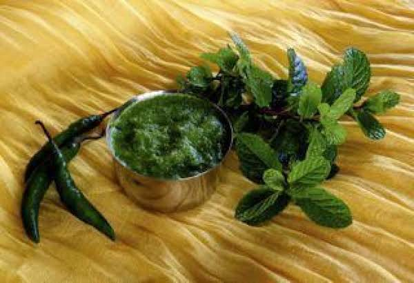 Hari Chatni (green Chutney) Recipe