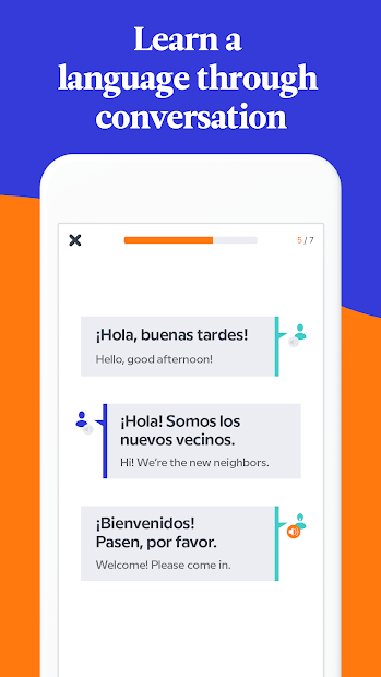 Babbel - Learn Languages - Spanish, French & More Android App Screenshot