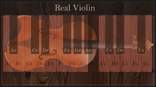 Real Violin 1.0.0 screenshots 20