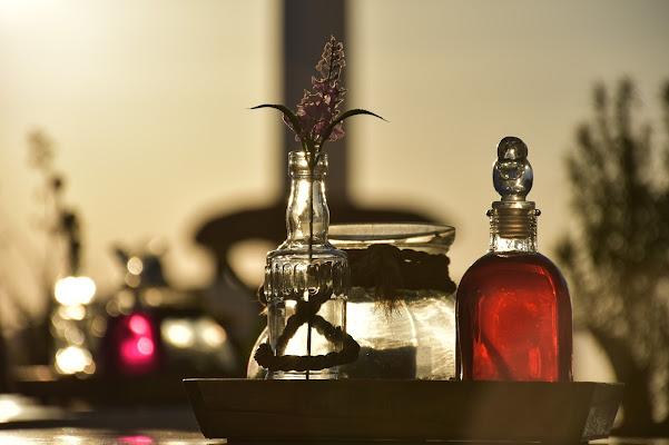 olio, aceto e tramonto di lorella