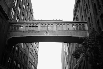 Photo: Chelsea Market Skybridge (traverse).   Chelsea, New York City.  View the writing that accompanies this post here at this link on Google Plus:  https://plus.google.com/108527329601014444443/posts/6n5MqAztQXG  View more New York City photography by Vivienne Gucwa here:  http://nythroughthelens.com/