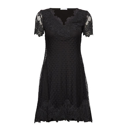 Madison Dress, Black - Ida Sjöstedt