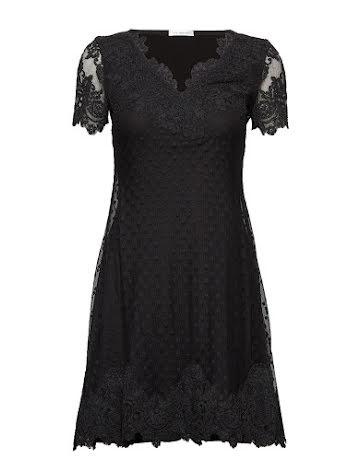 Madison Dress, Black - Ida Sjöstedt