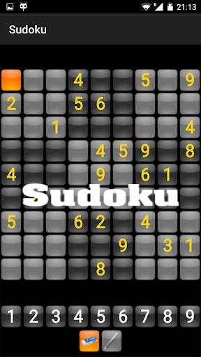 Sudoku free App Puzzles
