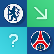 Guess The Footballer By Club. Football Quiz 2019‏ APK