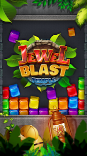 Jewel Blast : Temple- screenshot thumbnail