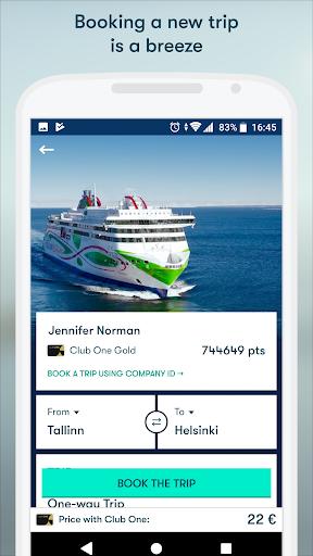 Tallink & Silja Line screenshot 3