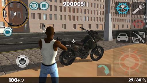 Grand Vegas Gangs Crime 3D 1.0.5 screenshots 1