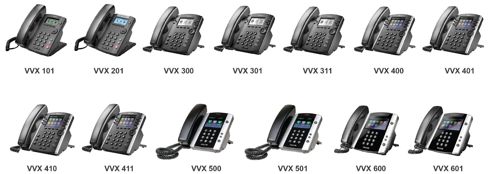 Set Up VVX Series for 3CX