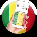 Mali Flag Keyboard - Elegant Themes APK