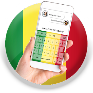 Mali Flag Keyboard - Elegant Themes APK Download for Android