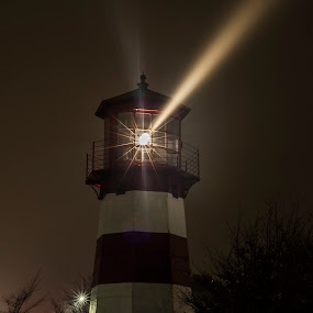 Lighthouse, Esbjerg, Denmark by M. Andersen - Buildings & Architecture Other Exteriors (  )
