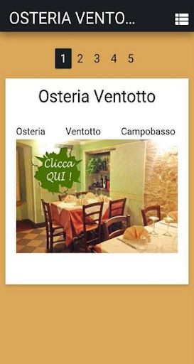 Osteria Ventotto Campobasso