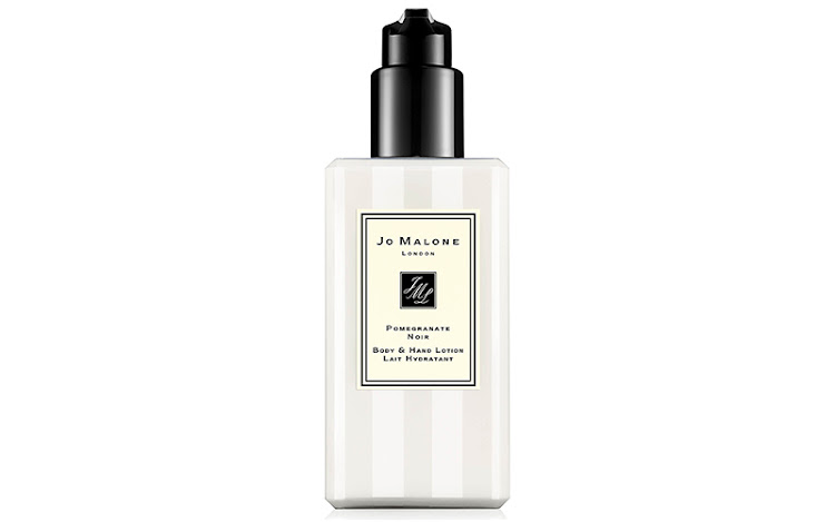 Jo Malone Pomegranate Noir Body and Hand Lotion.