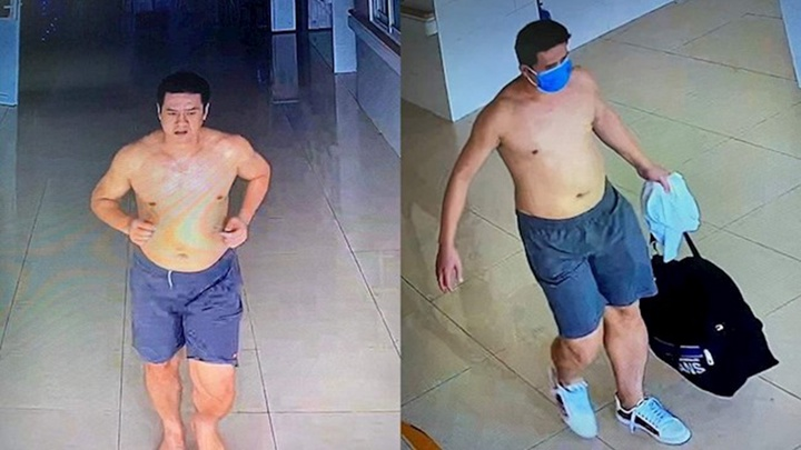 Truy nã cựu cầu thủ Khương Quốc Tuấn, người mới trốn cách ly vì buôn ma túy - Ảnh 1