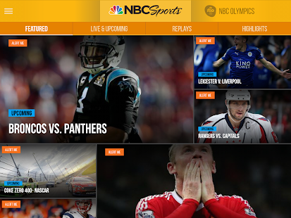 NBC Sports- screenshot thumbnail
