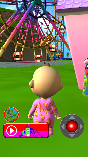 Talking Babsy Baby  screenshot 3