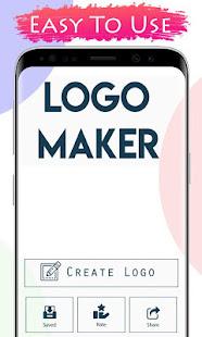 Logo Maker 3d Logo Creator Logo Designer App On Windows Pc Download Free Vwd Com Createlogo Logomaker Bg Designer
