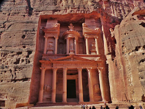 Photo: Titelbild Jordanien Teil 2: Schatzhaus in Petra