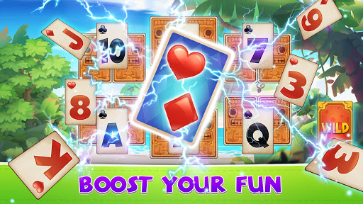 Solitaire TriPeaks Adventure - Free Card Game 2.2.7 screenshots 2