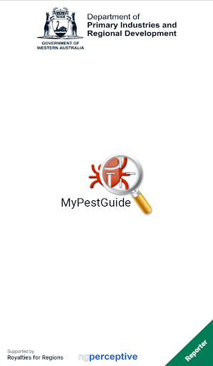 MyPestGuide Reporter 2.2.5 1
