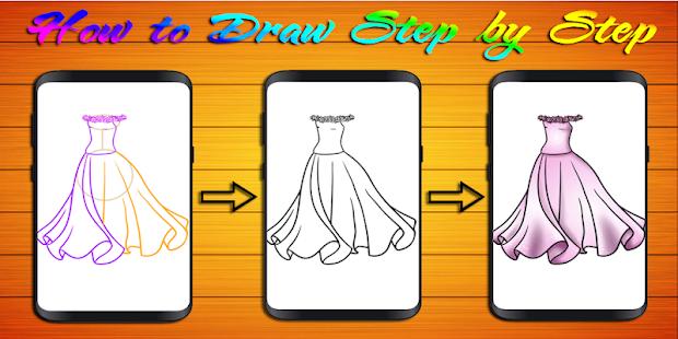 Cómo Dibujar Vestido Apps En Google Play