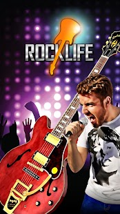 Rock Life - Guitar Legend- screenshot thumbnail