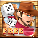 Wild West Farkle  - Dice Free icon