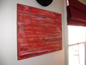 Photo: 18x24 Abstract Bacon ($60)