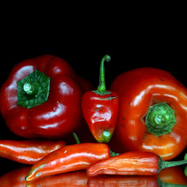 Hot  by Asif Bora - Food & Drink Fruits & Vegetables (  )