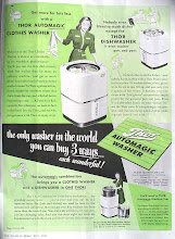 Photo: The Thor convertible washer 1947