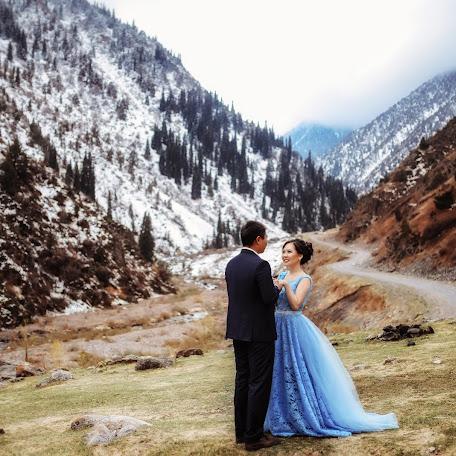 Wedding photographer Rafael Minnebaev (Raffael). Photo of 03.11.2017