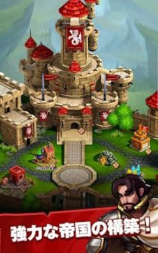 Conqueror & Puzzles : マッチ3 RPGゲームのおすすめ画像2