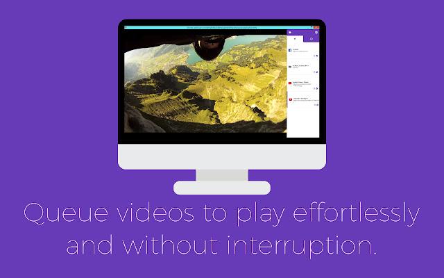 Queue Player Extension