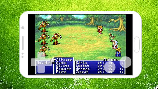 PokeGBA - GBA Emulator for Poke Games Screenshots 3