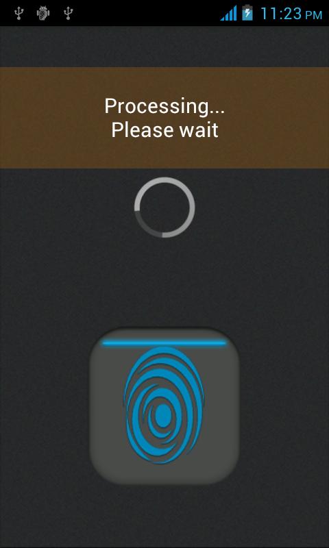 Age Scanner Prank- screenshot