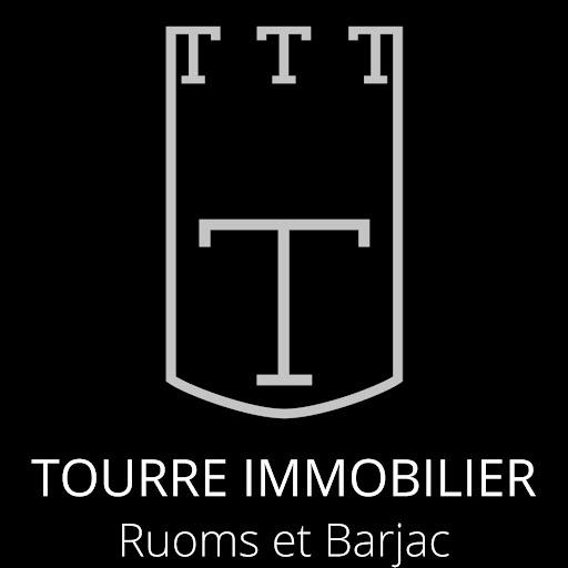Logo de TOURRE IMMOBILIER RUOMS