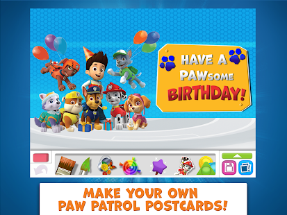 PAW Patrol Draw & Play- screenshot thumbnail