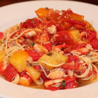 Lobster & Tomato Pasta