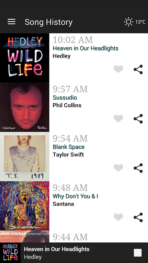 95.5 Hits FM- screenshot