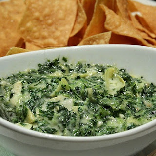 Hot Spinach Artichoke Dip Without Mayonnaise Recipes