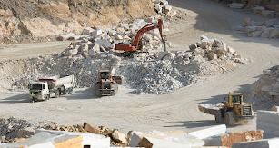 Almería sigue siendo líder en Andalucía en el sector de la piedra .