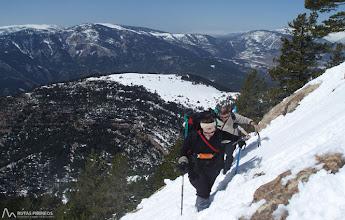 Photo: Al ganar altura rápidamente, las vistas cada vez son más bonitas