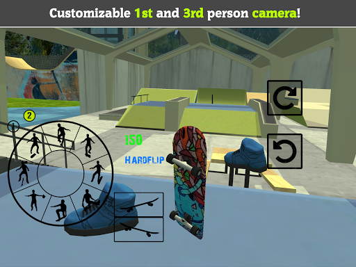 Skateboard FE3D 2 - Freestyle Extreme 3D apkdebit screenshots 11