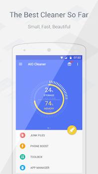 AIO Clean - RAM/Cache Cleaner