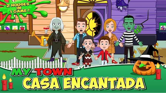 My Town : Haunted House (Casa Encantada ): miniatura de captura de pantalla