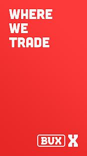 BUX X - Mobil Traden Screenshot