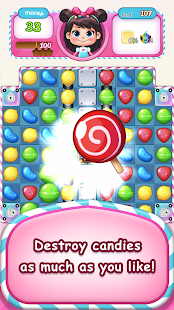 New Sweet Candy Pop: Puzzle World Screenshot