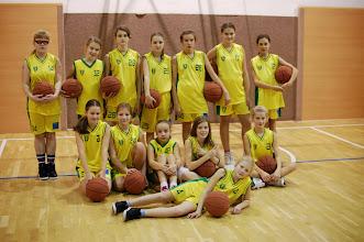 Photo: družstvo staršie minižiačky 2001